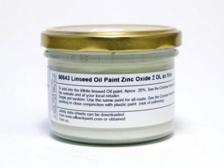 Linoljemaling 2DL